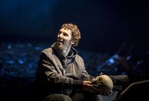 Hamlet production images