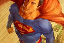 Curso de Quadrinhos-Referências Superman