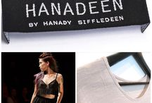 Wunderlabel of the Week / Some of our featured Custom Labels and Hangtags Each Week