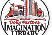 Dolly Parton's Imagination Library / by Dollywood