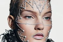 Avant Garde Makeup and Styling / by Jillian Cherry