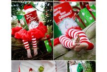 Christmas picture ideas / by Jessi Tinsley