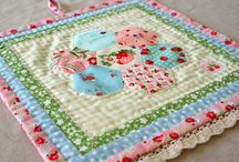 Quilting inspiration / by Life After Laundry