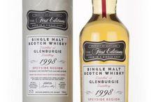 Glenburgie single malt scotch whisky / Glenburgie single malt scotch whisky