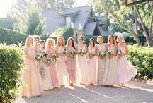 Bridesmaids Ideas