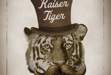 Events / Kaiser Tiger hosts a number of beer events monthly. Check out some of our past event posters