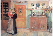 Karl Larrson Kitchen