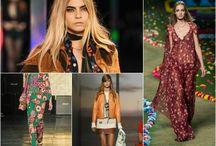 Moda e Estilo / Matérias a respeito de moda e estilo, falando de tendências, combinação de cores e Looks, peças chave do guarda-roupa e história da moda.