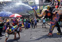 Festivals around the World / by Frances Fisher