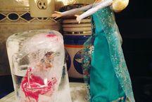 Elf on the Shelf Disney Ideas