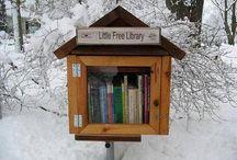 Little Free Library / by Jen