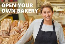 Start a Bakery / Owning a bakery is a speciality encompassing many skills: management, food service, creativity. We know you'd like to get all of the resources you can to make your dream of a bakery come true or help your existing bakery be the best that it can be.