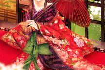 Oriental Character Design