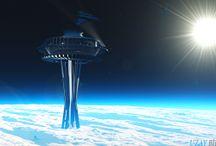 Uzay Araçları / Uzaya bugüne kadar gönderilen ya da gönderilmesi planlanan tüm uzay araçları hakkında bilgerin yanı sıra uzay seyahati ile ilgili bilgiler.