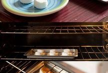 easy to make smores / by Kristy Dorn