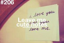 Love! <3 / by Kelsey Rattigan