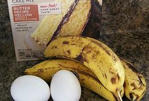 3 ingredient food ideas / by Erika Anglin