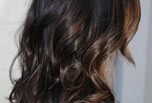 Balayage Zwart Haar