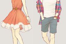 Couple Manga