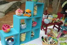 Craft Show Ideas / by Phyllis Orsburn Foote