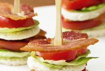 sweet & savoury snacks