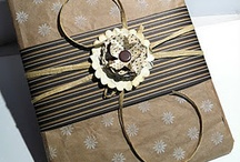 Gift Packaging Lover / by Your Stamping Teacher