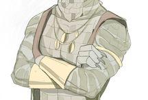 RPG things / diy , illustration, cosplay