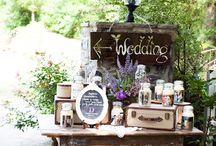 Weding decor