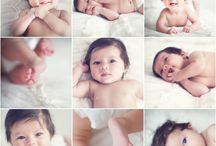 Baby portraits at 3 months