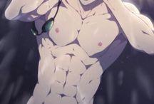 Sexy anime boy