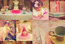 Party Ideas / by Jennifer Choate