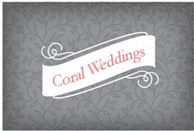 Coral Weddings