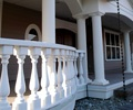 Finishing  / Arches / Columns / Bell shape Roof / Finishing