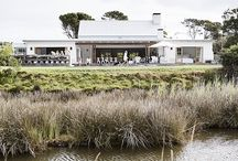 The Boat House / I'll be honest: River House is so incredibly blissful that I had to be shoehorned out the front door so we could indulge in the myriad other pleasures offered by Plettenberg Bay. (It was the promise of sundown cocktails on the deck at Emily Moon that proved to be the magic charm.) River House is a great contemporary interpretation of the farmhouse vernacular. It is chic, slick, totally unpretentious and incomparably comfortable. http://www.perfecthideaways.co.za/accommodation/the-boat-house/