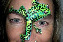 Face painting / by Corda Walker