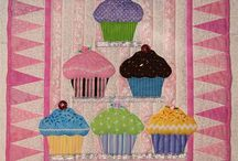 Cupcake quilts