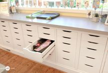 Drawers without gap?