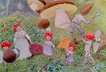 De kabouterkinderen - Elsa Beskow