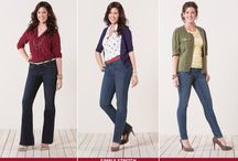 Style by Signature  / Jeans are our passion. Quality is our Signature. / by Signature by Levi Strauss & Co.™