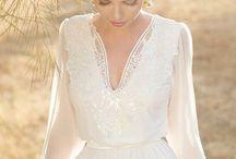 wedding dress F/W