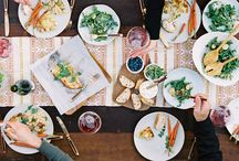 Food / Delicious food, mainly savoury snack, brunch inspiration and chocolate desserts