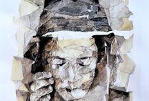 Melinda Matyas Drawings