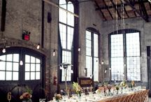 Industrial wedding Stories / *concrete magic""