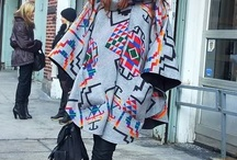 Pendleton Poncho Project / by Renee Prisble