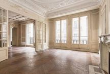 Parquet restoration/supply and fit