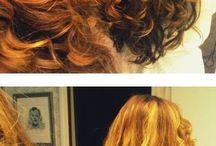 Hiustyylejä