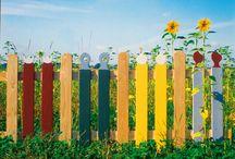Nursery fences