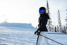 [  skiing  ]