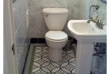 Bathroom/toilet ideas