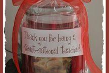 Teacher gift ideas / by Tishia Mackey